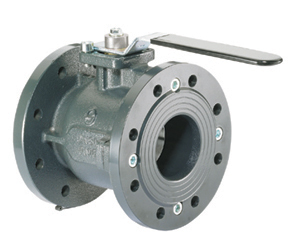 Albion 77-78 Flanged Full Bore Ball Valve