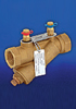 Hattersley Fig 1050 Threaded Bronze 'Autoflow' Automatic Balancing Valve