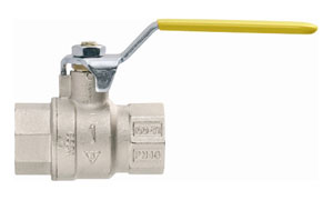 Albion 45P Threaded EN331 Approved Ball Valve