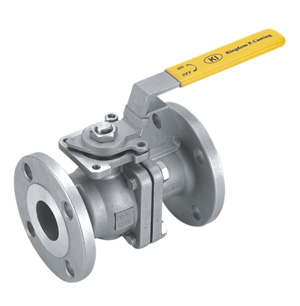 Kingdom KV-L61 ANSI Flanged Full Bore Ball Valve