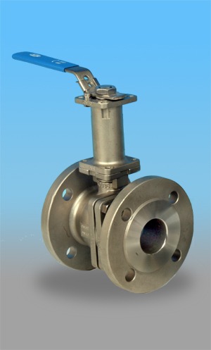 Kingdom KV-L6N/6K DIN Flanged Full Bore Ball Valve