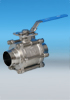 Kingdom KV-L9 Sanitary Ball Valve (Weld Ends)
