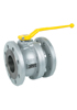 Polix 5555 Flanged Full Bore KPN-G Gas Approved Ball Valve