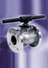 Worcester 51/52 Flanged Reduced Bore Ball Valve