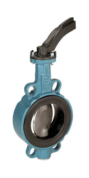 Ebro ZO11-A Wafer Type Butterfly Valve