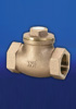 Hattersley 1013 Threaded PN32 Bronze Lift Check Valve with PTFE Seat