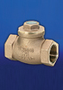 Hattersley 42 Threaded PN32 Bronze Horizontal Lift Check Valve