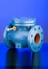 Hattersley Fig 653 Flanged Swing Check Valve c/w Lever & Weight