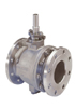 Hogfors Series 455 Flanged Ball Sector Valve
