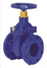 Donkin Flanged Gas Approved Cast Iron Wedge Gate Valve