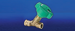 Hattersley Fig 1432 Threaded PN20 Bronze Double Regulating Valve