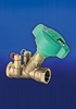 Hattersley Fig 1732 Threaded PN20 Bronze Fixed Orifice Double Regulating Valve