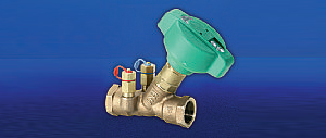 Hattersley Fig 1732 Fixed Orifice Double Regulating Valve