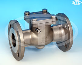 ETG CK16/150 Stainless Steel Swing Disc Check Valve