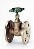 Hattersley 35 Flanged Bronze Wedge Gate Valve