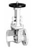 Hattersley 544 Flanged Cast Iron Wedge Gate Valve