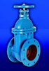 Hattersley 549 Flanged Cast Iron Wedge Gate Valve