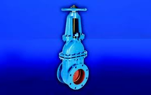 Hattersley 552 Flanged Cast Iron Wedge Gate Valve