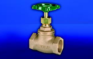 Hattersley 13 Threaded PN32 Bronze Renewable Seat Globe Valve