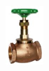 Hattersley 5 Threaded PN32 Bronze Globe Valve