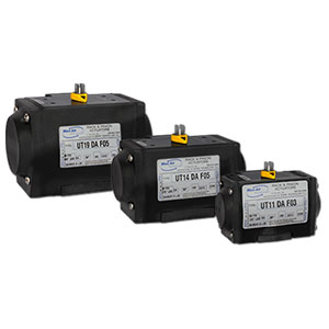 Max Air UT Series Pneumatic Actuators