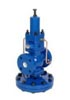 Spirax Sarco Series DP27 Flanged SG Iron Pilot Operated Pressure Reducing Valve