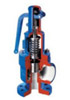 Spirax Sarco Series SV607 Flanged Full Lift Safety Valve