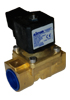 Alcon ACD Series 2/2 Normally Closed Threaded Solenoid Valve