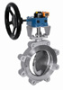 Somas VSS Double Eccentric Lugged Type Butterfly Valve