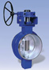 Zwick Tricon Triple Eccentric Buttweld Type Butterfly Valve