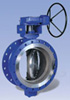 Zwick Tricon Triple Eccentric Flanged Type Butterfly Valve